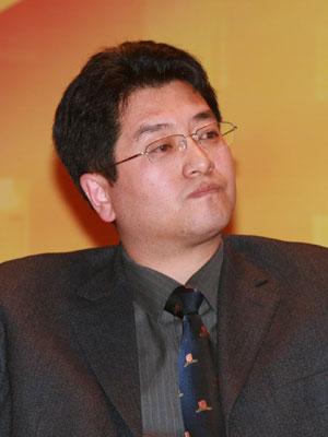 图文:百雅轩文化艺术机构总裁李大钧