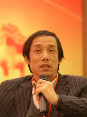 图文:北京大学艺术学院教授翁剑青