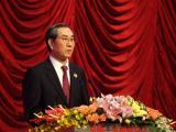 广西壮族自治区主席马飚致辞