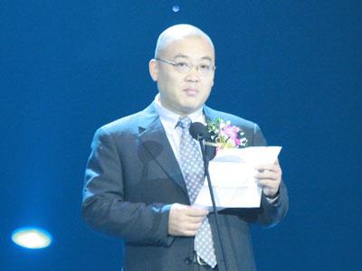图文:《经济观察报》社社长兼总编辑刘坚