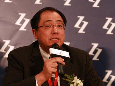 图文:美国高通公司高级副总裁孟��