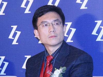 图文:郑州宇通集团有限公司副总经理王文兵