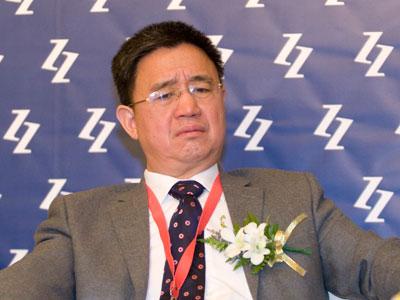 图文:民政部社会福利与慈善事业促进司王振耀