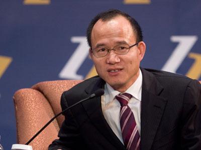 图文:复星高科技(集团)有限公司董事长郭广昌