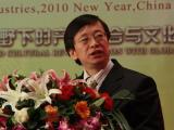 北大文化产业研究院副院长陈少峰