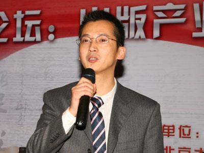 王笑东:民营出版社是市场主力军
