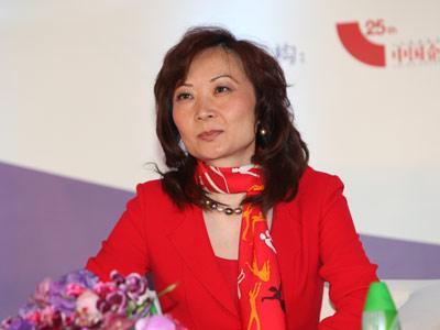 图文:摩根大通董事总经理李晶