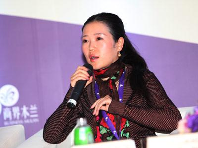 图文:北京东易日盛装饰公司总裁杨劲