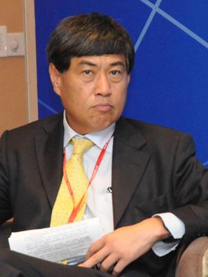 图文:中国证券市场研究设计中心总干事王波明