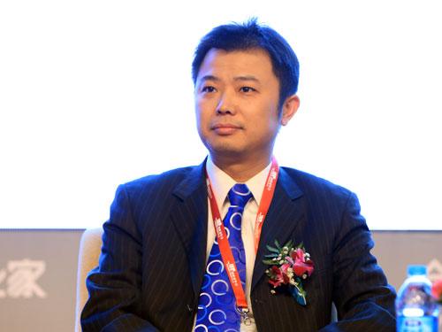 宇龙计算机通信科技(深圳)有限公司副总裁苏峰(来源:新浪财经 陈鑫 摄)