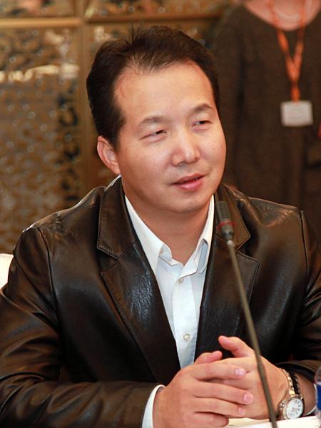 中国最帅的总裁是谁_帅民:动漫这个行业在中国还没有真正成功