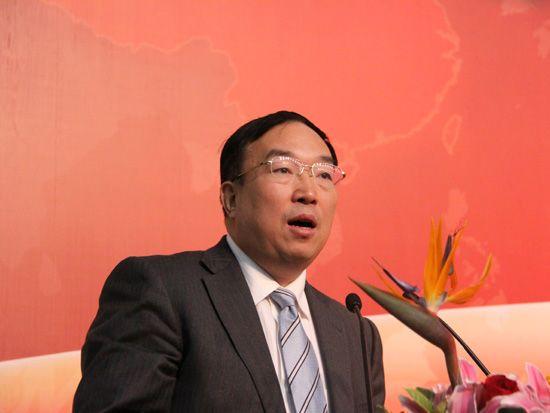 深圳证券交易所副总裁周明演讲