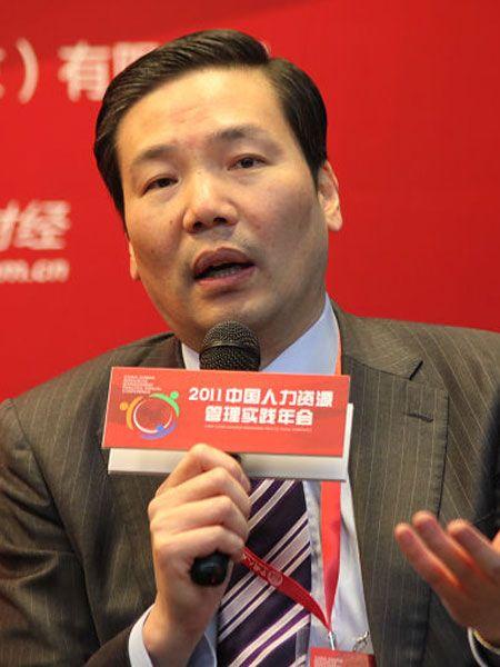 Hay(合益)集团东北亚区总裁陈玮(新浪财经资料图)