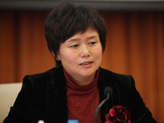吴庆兰:女性领导干部的责任心超过男性