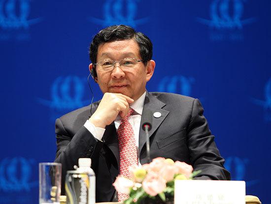 图文:商务部部长陈德铭