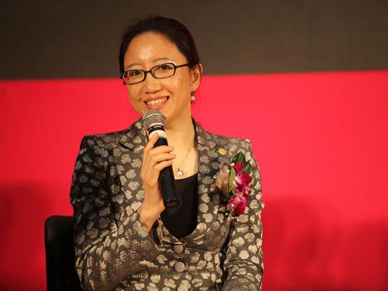 中国惠普有限公司高级副总裁徐海瑛