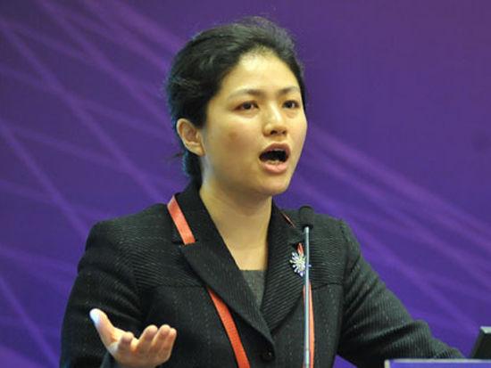 伦敦证券交易所北京代表处王倩(资料图片)