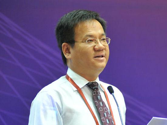 上海松江骏合小额贷款股份有限公司副总裁张磊(资料图片)