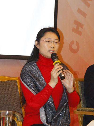 以上为首都师范文化产业系教研室主任李艳