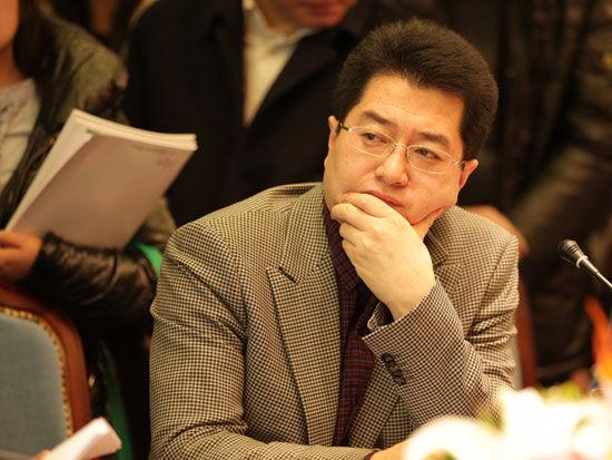 百雅轩文化艺术机构董事长、CEO李大钧(来源:新浪财经)