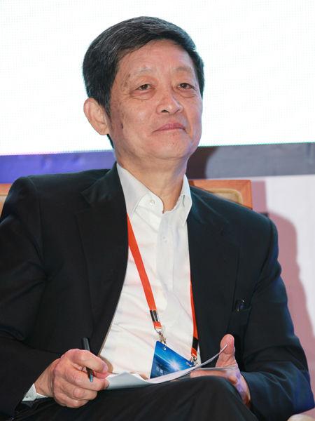 """""""三亚-财经国际论坛""""于2012年12月15日-17日在海南省三亚市举行。上图为博源基金会总干事何迪参加论坛。(图片来源:新浪财经 梁斌 摄)"""