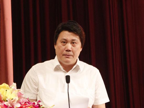 山西汾酒集团副总经理李卫平演讲