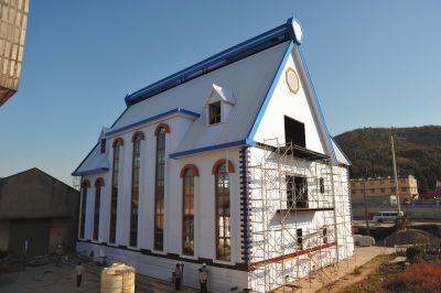 工业化制造房屋建筑 描绘世界建筑新蓝图