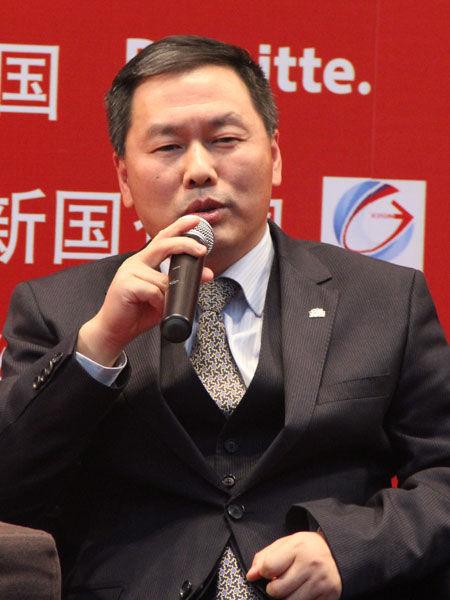 图文:华谊集团董事长刘训峰|国有企业|上海国资