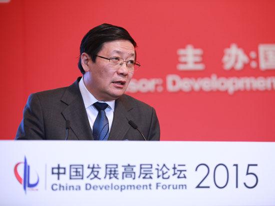 楼继伟:划拨国有资产补充社保缺口|中国发展高