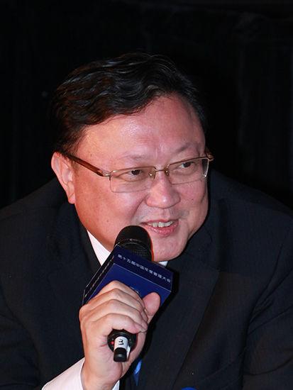 中国节能环保集团公司总经理王彤宙