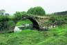 武汉最大石拱桥损坏