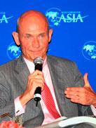 世界贸易组织总干事帕斯卡尔・拉米