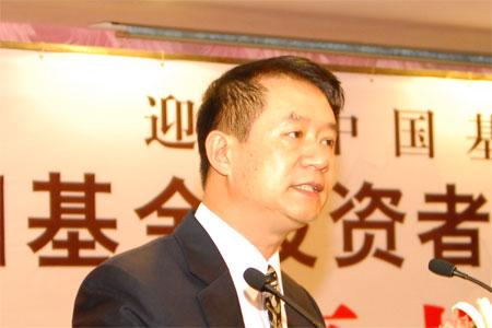 图文:英国施罗德投资公司中国总裁高潮生