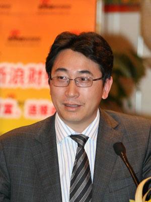 图文:富国基金管理公司副总裁陈继武