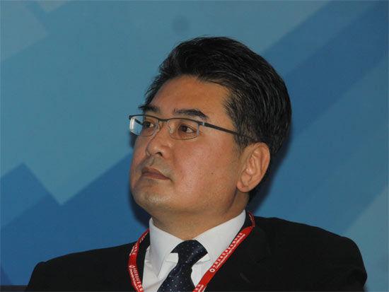 图文:上投摩根基金管理公司总经理章硕麟_基金