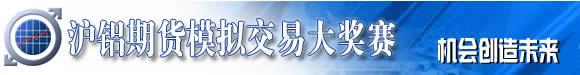 沪铝期货交易模拟大赛