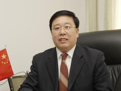 吉林森工北京分公司总经理张志利