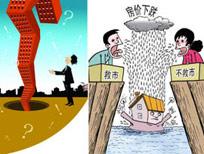 中国房地产市场调整
