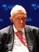 英国  标准人寿股份有限公司董事会主席杰拉尔德・格林斯通