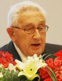 美国前国务卿基辛格