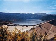 中国第一座百万级水电站刘家峡电站
