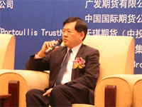苏君祥在后创业板时代PE对话中发言