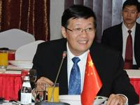 """中国财长楼继伟:中国在亚投行并不刻意寻求""""一股独大"""""""