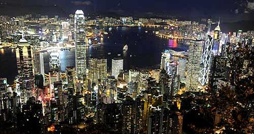 欢庆香港回归13载 回归日活动乐不停(组图)