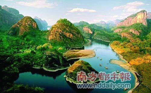广东人最喜爱的中国旅游目的地评选