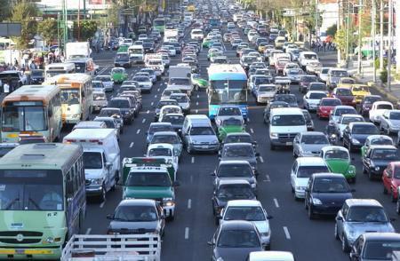 世界五大交通最拥堵城市:北京排第一(组图)