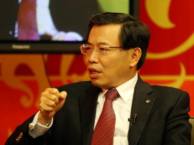 图文:TCL集团公司董事长兼总裁李东生