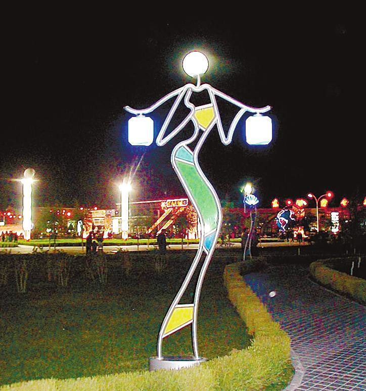 公共艺术:与环境互动的能量图片