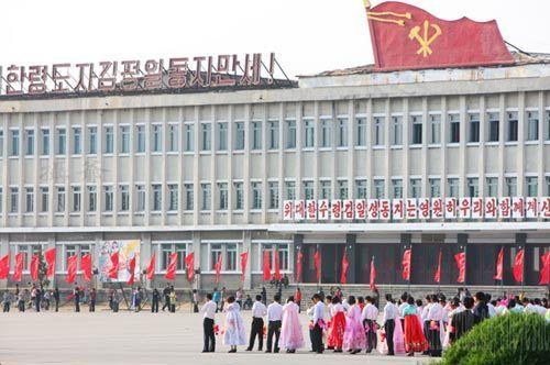 朝鲜最详细旅游攻略(组图)