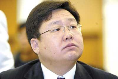 图为大连实德集团董事长徐明。(来源:资料图)